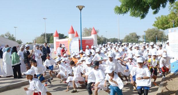 وزارة الصحة تحتفل باليوم الخليجي للصحة المدرسية وصحة اليافعين والشباب