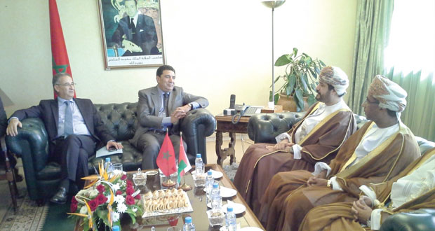 جلسة مباحثات رسمية بين السلطنة والمغرب في مجال الخدمة المدنية والتطوير الإداري