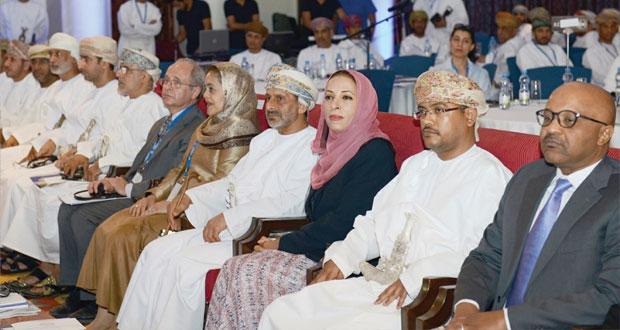 مديحة الشيبانية تفتتح ندوة المبادرة الخليجية للنهوض ببرامج التربية الخاصة