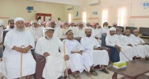 الاحتفال باختتام البرنامج التوعوي لمحو الأمية بشمال الشرقية