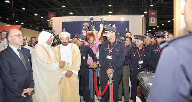 السلطنة تشارك فى معرض ميليبول قطر العاشر