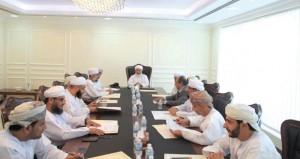 الاجتماع السنوي لأعضاء هيئة التفتيش القضائي