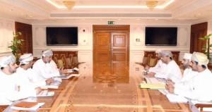 الإجتماع التنسيقي الثاني بين جهاز الرقابة المالية والإدارية للدولة والإدعاء العام