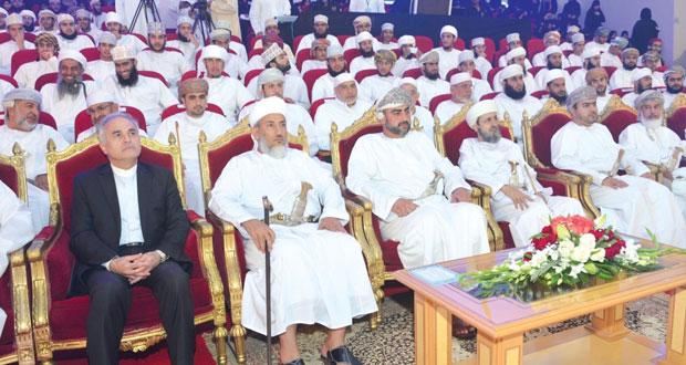 تيمور بن أسعد يرعى احتفال السلطنة بذكرى الهجرة النبوية الشريفة