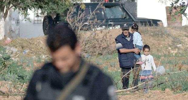 تونس: الأمن يقتل 6 بينهم 5 نساء في اقتحام منزل تحصن به مسلحون