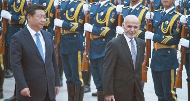أفغانستان تسعى لاستجلاب دعم الصين لمشروعات الطاقة والتنمية