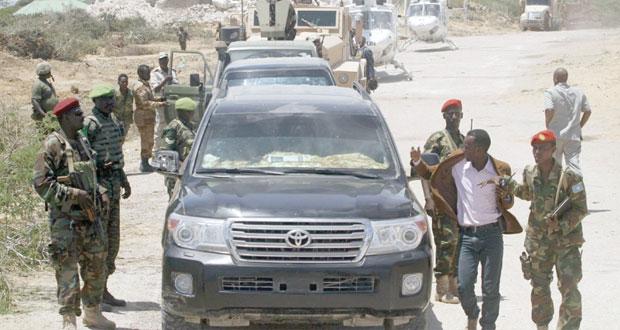 الصومال: إصابة صحفي بجروح خطرة