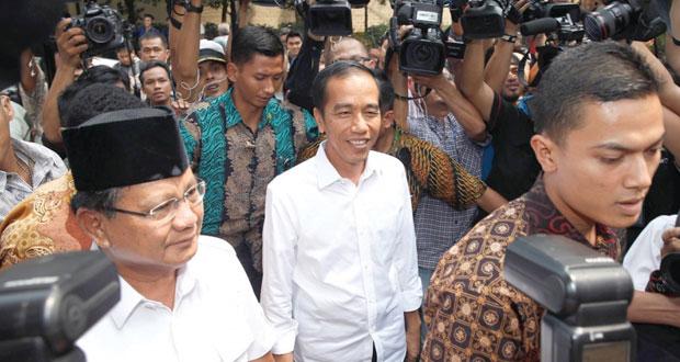 اندونيسيا : قادة أجانب يشاركون في مراسم تنصيب جوكو ويدودو
