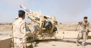 القوات العراقية تقتل 60 من عناصر داعش في جرف الصخر