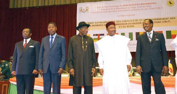 النيجر: قمة إقليمية لمواجهة (بوكو حرام)
