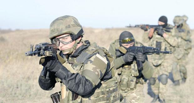 """الأزمة الأوكرانية: ألمانيا وفرنسا تقترحان مراقبة الحدود بـ """" دون طيار """""""
