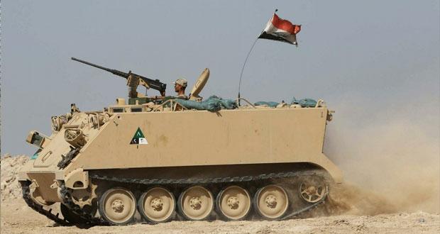 العراق: مقتل 20 مسلحا في غارة بتكريت و 2 من البشمرجة قرب كركوك