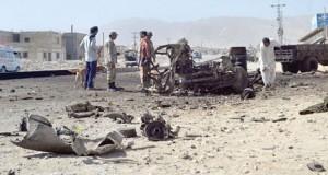 باكستان: 7 قتلى بانفجار استهدف موقفا للحافلات في (بيشاور)
