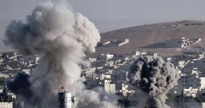 سوريا تنفي وجود حظر جوي غير مُعلن جنوبا وتطالب المجتمع الدولي القيام بواجبه تجاه عين العرب