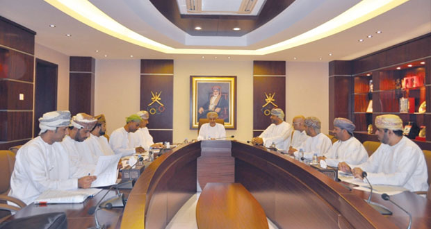 اجتماع اللجنة الإعلامية بالأولمبية يناقش آلية جذب اهتمام القطاعين العام والخاص