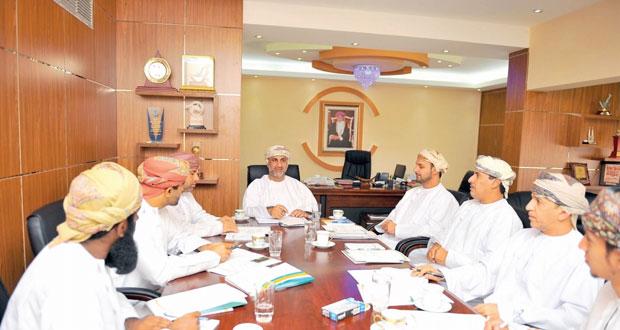 اللجنة الرئيسية لمسابقة الأندية للإبداع الشبابي تناقش سير العمل