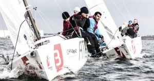 فوز فريق عُمان للإبحار بالمركز الثالث في دوري الأبطال للإبحار الشراعي في الدنمارك