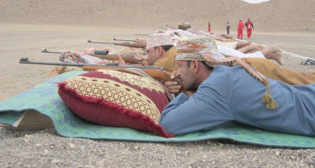 استعدادات مكثفة لإقامة مسابقة الرماية التقليدية السابعة خلال إجازة العيد الوطني الرابع والأربعين