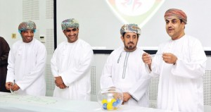 الاحتفال بسحب قرعة البطولة الكروية الأولى للهيئات والشركات الحكومية