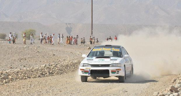 اللجنة المنظمة لرالي عمان الدولي 2014م تواصل استعدادها للحدث الكبير