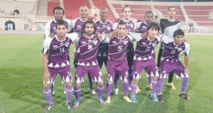 نادي الوحدة يدعو جماهيره للمساندة أمام مسقط