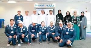أولمبياد عمانتل يحظى بإشادة وثناء كبيرين على هذه المبادرة من قبل الوسط الرياضي والإعلامي