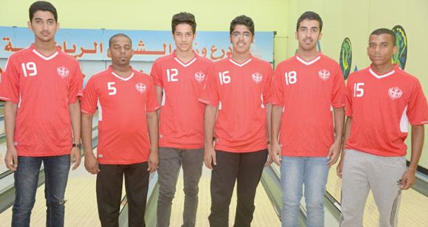 انطلاق مسابقة درع الوزارة للبولينج بمشاركة 90 لاعبا من 15 ناديا