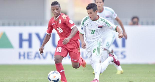منتخبنا الوطني للشباب يخسر أمام المنتخب العراقي بسداسية