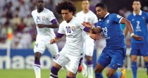 الهلال إلى النهائي على حساب العين في دوري أبطال آسيا