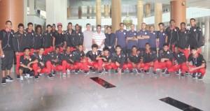 في نهائيات كأس أمم آسيا : منتخبنا للشباب جاهز لتخطي عقبة الكوري الشمالي