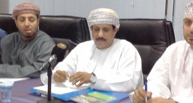 في اجتماع الجمعية العمومية لنادي النصر ..تزكية عامر الشنفري رئيسا لما بقي من عمر إدارة النادي