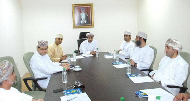 إجتماع لجنة الطب الرياضي باللجنة الأولمبية العمانية