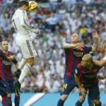 فى الدورى الأسبانى ..ريال مدريد يسقط برشلونة بثلاثية ويشعل صراع القمة