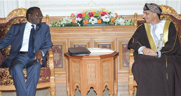 السلطنة وتنزانيا تبحثان تعزيز التعاون وتفعيل الاتفاقيات القائمة