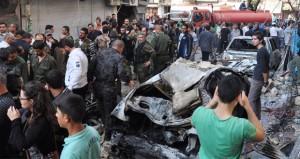 سوريا: الإرهاب يضرب حمص والجيش يخوض معارك ضد داعش في (الشاعر)