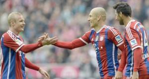 في الدوري الألماني .. بايرن يضيف انتصارا جديدا وتواصل معاناة ليفركوزن ودورتموند