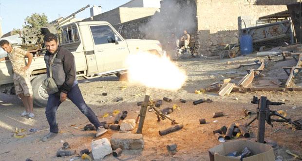 ليبيا: الثني يطلب دعما للتغلب على النزاع وغريمه الحاسي يستقبل مسؤولا تركيا