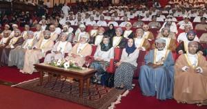 """المنذري يرعى ختام فعاليات الندوة الوطنية """"التعليم في سلطنة عمان ـ الطريق الى المستقبل"""""""