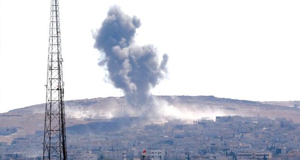 سوريا: الجيش يسيطر على الدخانية والطيران يقصف رتلا للإرهابيين بجرود عرسال