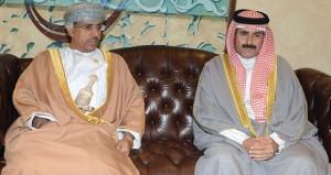 وزير الإعلام يزور وكالة الأنباء الكويتية