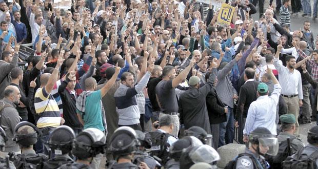 """جامعة الدول العربية تدعو العالم لـ الاعتراف """" رسميًا """" بفلسطين"""