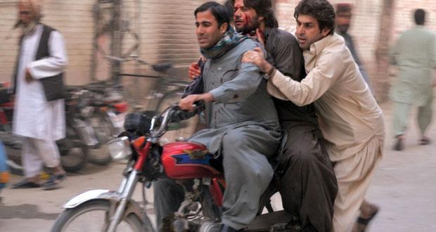 باكستان: عشرات القتلى والجرحى بهجومين إحداهما (طائفي)