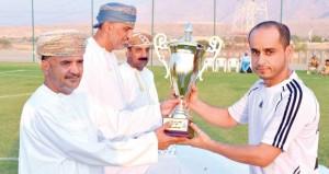 ختام البطولة الرياضية للضباط بسلاح الجو السلطاني العماني