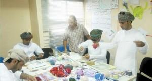 ختام مشغل الفنون التشكيلية في مجال المشغولات النسجية بتعليمية جنوب الشرقية