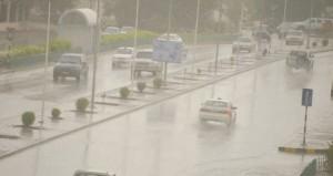 """""""أمطار متفاوتة """" ورياح نشطة على ولاية قريات ومحافظتي الوسطى وجنوب الشرقية"""