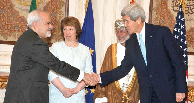 إيران و(5+1) تترقب (إعلان مسقط) لتسوية الملف النووي