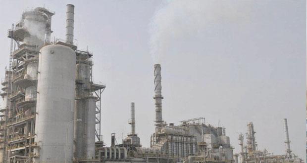 النتائج المالية لمصفاة صحار تتأثر بعوامل وتقلبات أسعار النفط العالمية وليست هناك خسائر