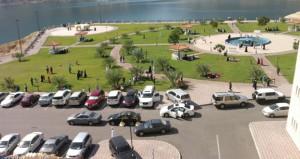 27680 زائرا لسد وادي ضيقة خلال إجازة العيد الوطني