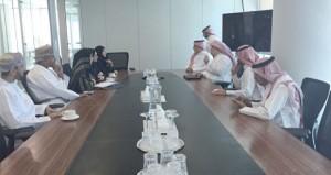 بحث تعزيز التعاون بين السلطنة والسعودية في مجالات التعليم التقني والتدريب المهني