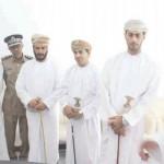 المرضوف يفتتح مبنى الهيئة العامة للإذاعة والتلفزيون في نزوى